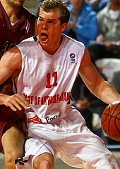 11. Michael Roll (Antwerp Giants)